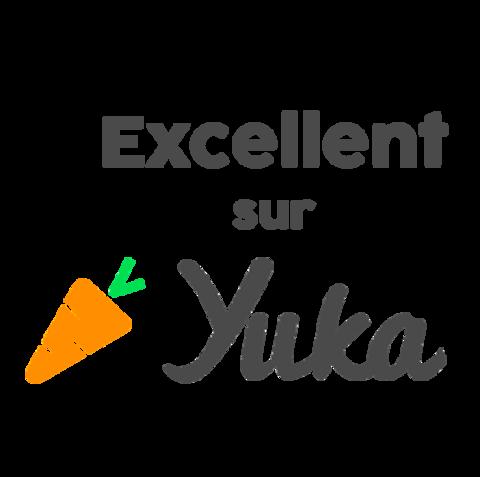 Excellent sur Yuka